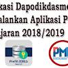 Prefill Aplikasi Dapodikdasmen Untuk Menjalankan Aplikasi PMP Tahun Ajaran 2018/2019