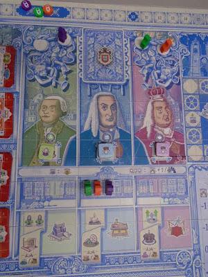 Lisboa Boardgame Royal Court