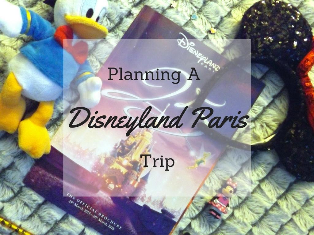 Planning A Disneyland Paris Trip Queen Bee Becca