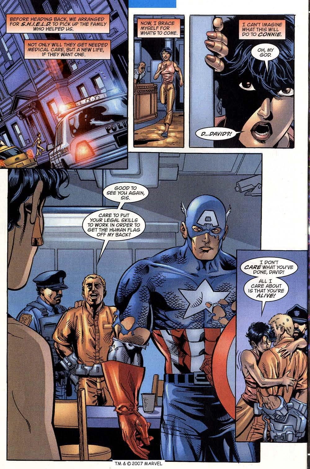 Captain America (1998) Issue #43 #50 - English 28