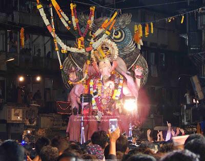Ganpati Visharajan Darshan