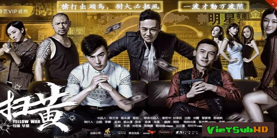 Phim Cuộc chiến chống web đen VietSub HD | Yellow War 2017