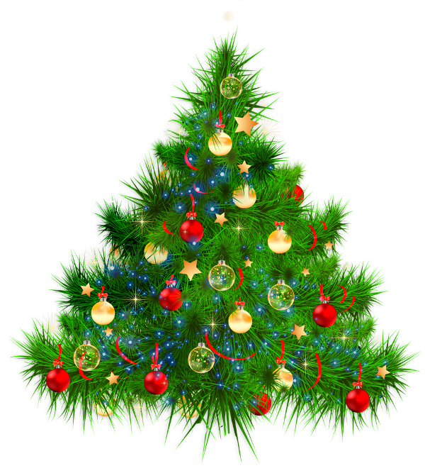 Images pour blogs et facebook grands sapins de no l for Les plus beaux sapins de noel decores