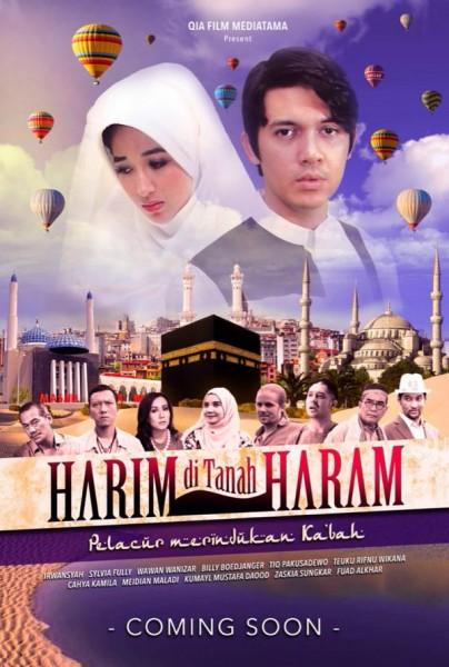 Image result for Harim Di Tanah Haram (2015) DVDRip