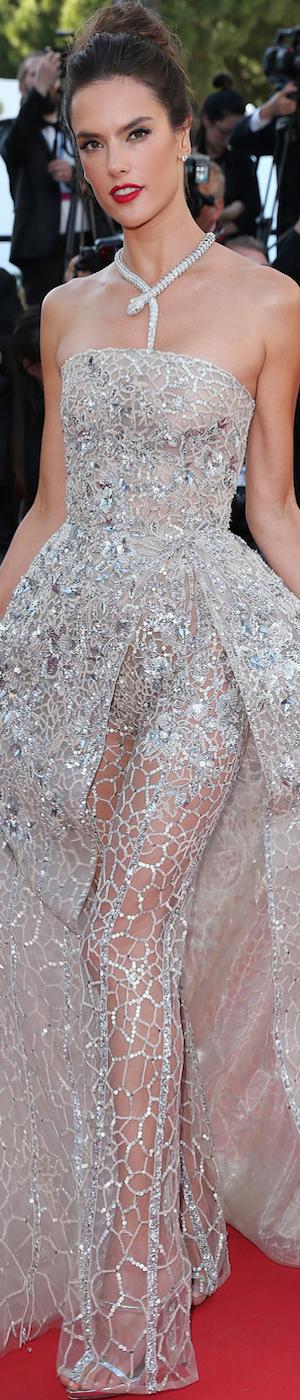 Alessandra Ambrosio 2016 Cannes Film Festival