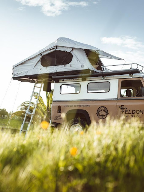 Crowsnest Extended Rooftop Tent