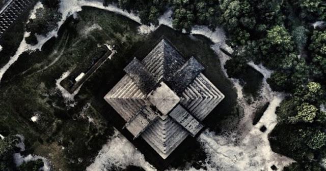 Multan a turista que captó imagen de Chichen Itza con dron