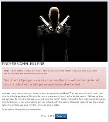 Pembunuh Bayaran