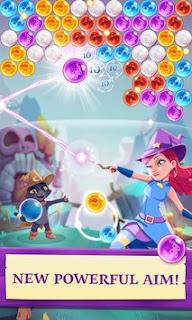 Bubble Witch 3 Saga APK Mod (Unlimited Booster) - wasildragon.web.id