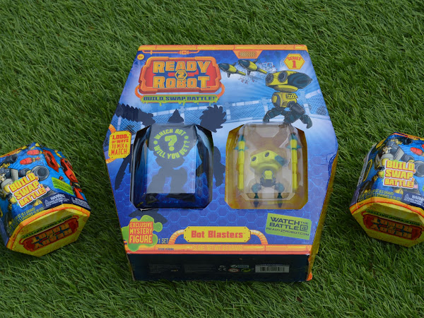 Review | Ready 2 Robot