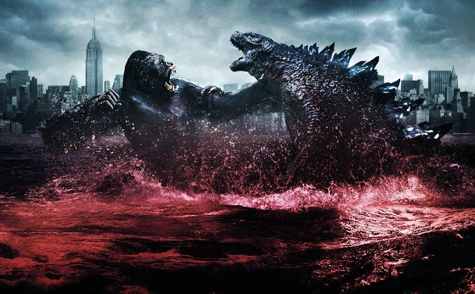 """Fan Trailer de """"Godzilla vs. Kong"""" apresenta uma épica batalha de monstros"""
