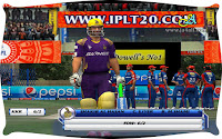 IPL 8 Patch for EA Cricket 07 Gameplay Screenshot 5