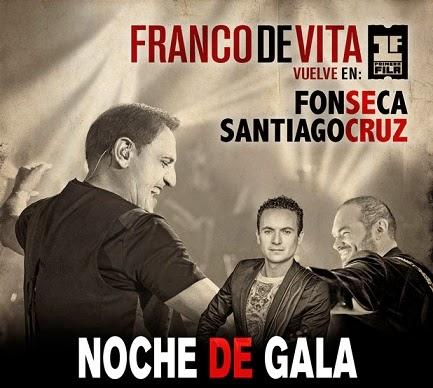 Franco de Vita en Bogotá