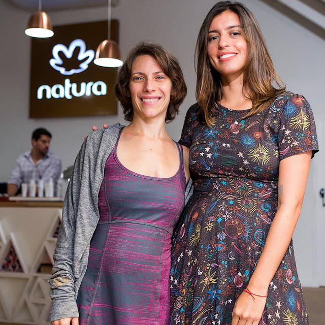 #ViviTuBelleza charla con Elena Roger y Marou Rivero