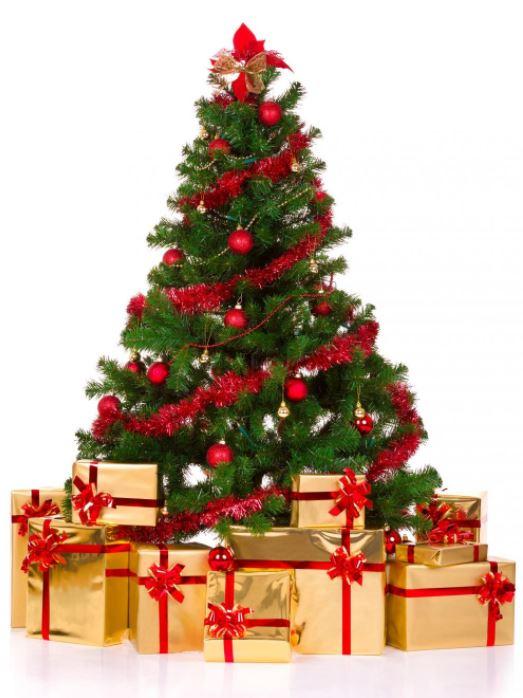 15 Contoh Pohon Natal Serta Hiasan nya - Terbaru 2017