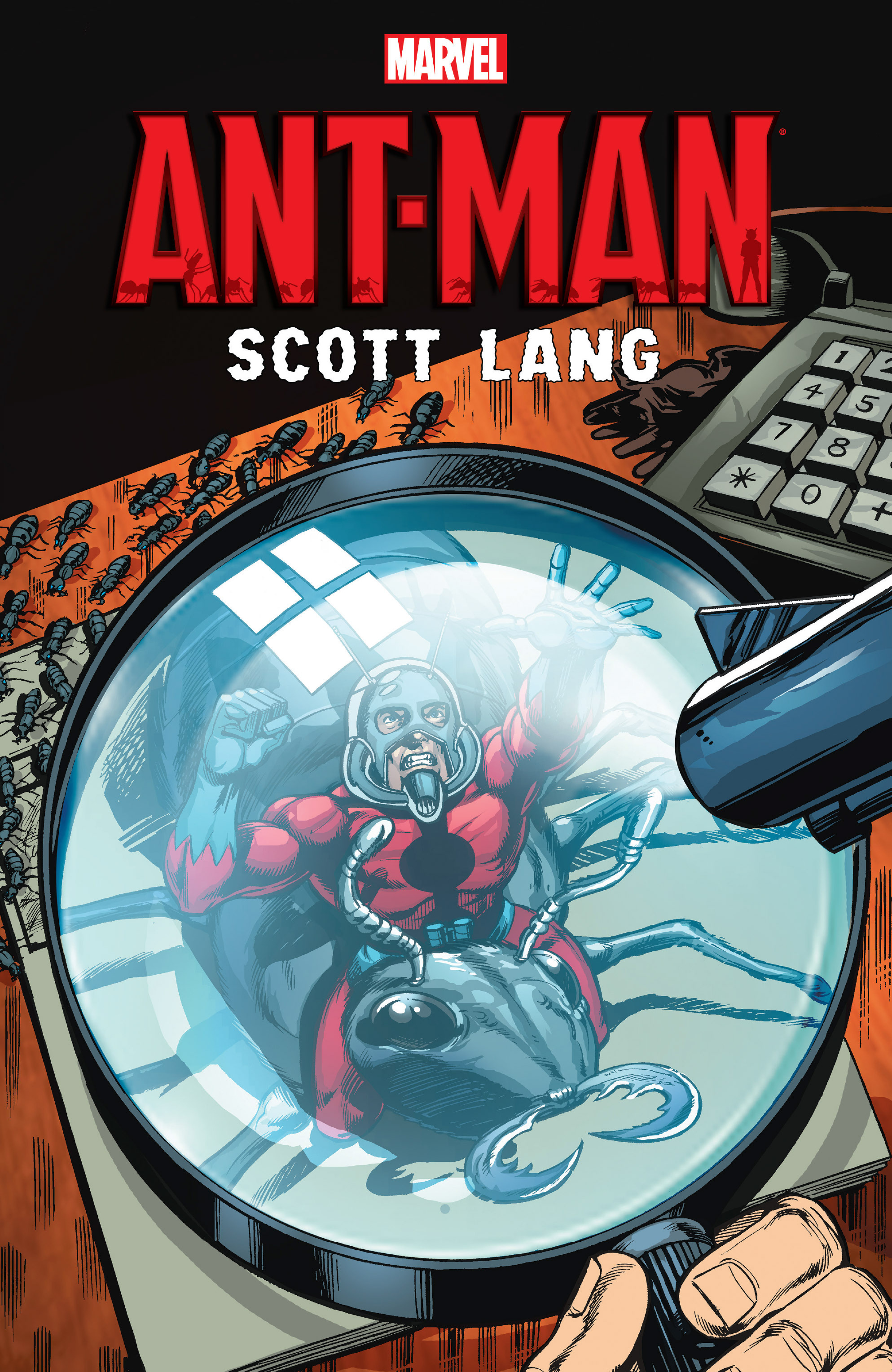 Read online Ant-Man comic -  Issue #Ant-Man _TPB - 1