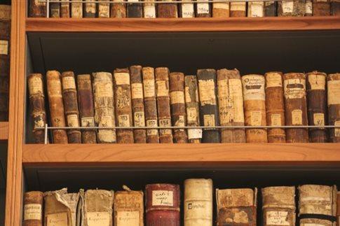 Επίσημα αποκαλυπτήρια της μεγάλης Βιβλιοθήκης της Ιεράς Μονής Σινά