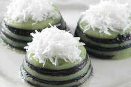 Resep Mini Kue Jongkong, Kue Tradisional Yang Bisa Bikin Anda Ketagihan