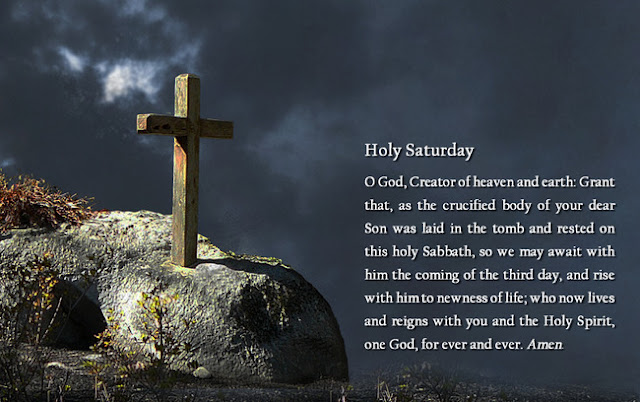 Holy Saturday Saying, SMS, Messages, Quotes, Wishes In English