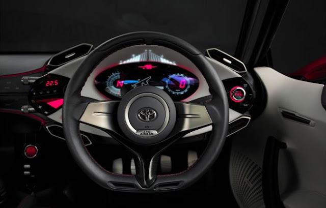 """El nuevo paquete """"Granlux"""" - Prototipo que se utilizará en el nuevo GT86"""