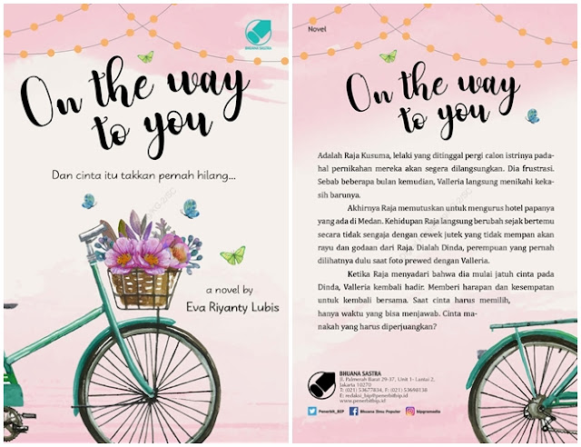 [Novel Romance] On the Way To You - Eva Riyanty Lubis