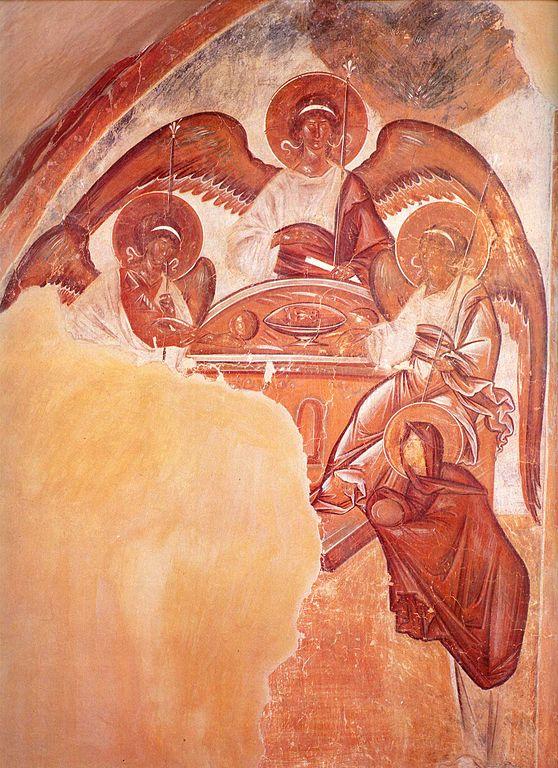 Cosa capiamo della Trinità? Come parlare della vita eterna? #audiovisivo
