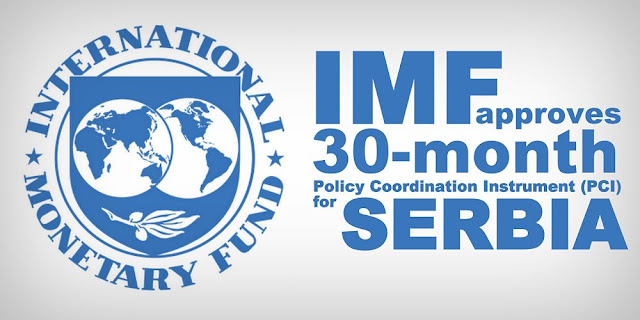 IMF approves 30-month Policy Coordination Instrument (PCI) for Serbia