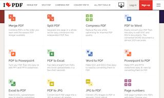 cara memperkecil ukuran file pdf online