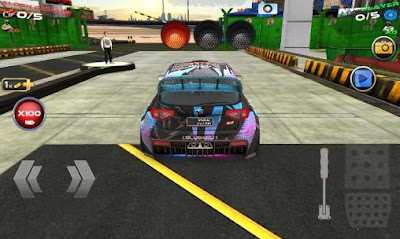 Game Dubai Racing Apk Mod Money