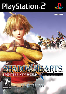 Shadow Hearts 3: From the New World (PS2) 2007