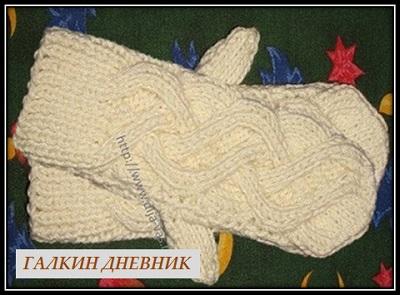 vyazanie vyazaniespicami varejkispicami rukavichkispicami opisanievyazaniya foto (1)