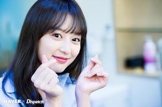 Gái xinh facebook diễn viên Kim Ji Won