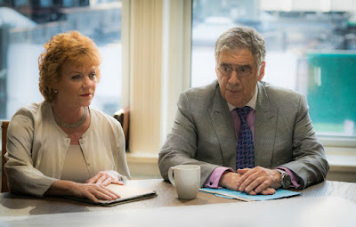 Becky Ann Baker and Elliott Gould in Doubt Series (1)