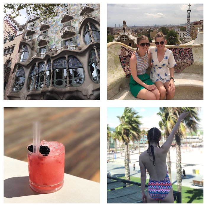 Travel Guide Barcelona bloggers