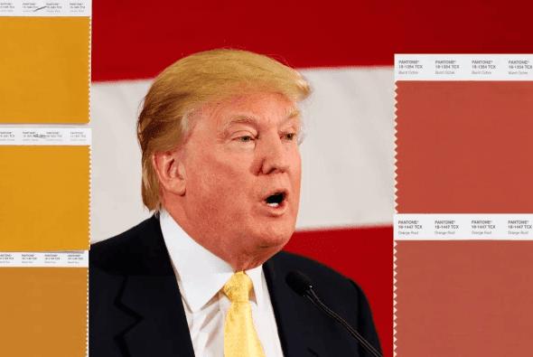 Una dermatóloga reveló por qué Donald Trump tiene la piel tan naranja