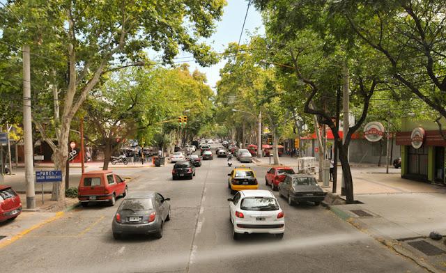 Compras em Mendoza na Argentina