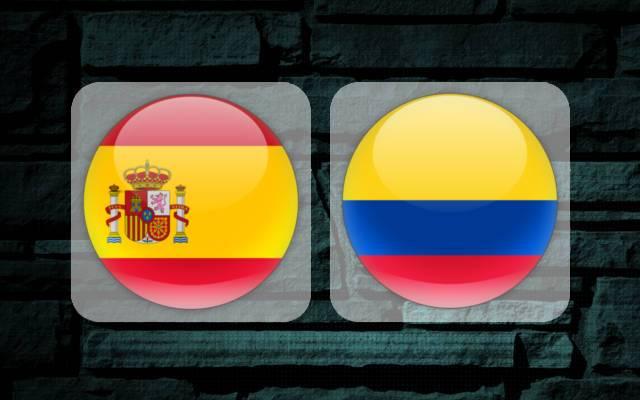 Prediksi Spain vs Colombia 8 Juni 2017