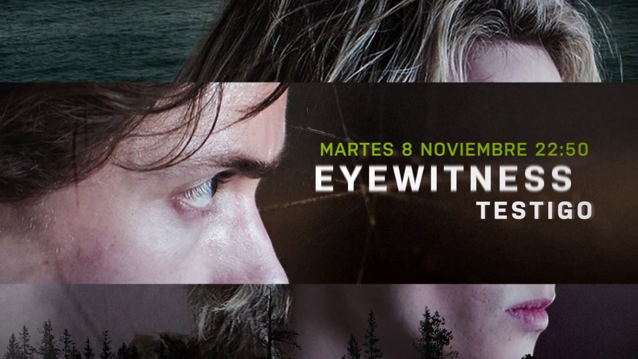 James Paxton y Tyler Young son Philip y Lukas en 'Eyewitness'