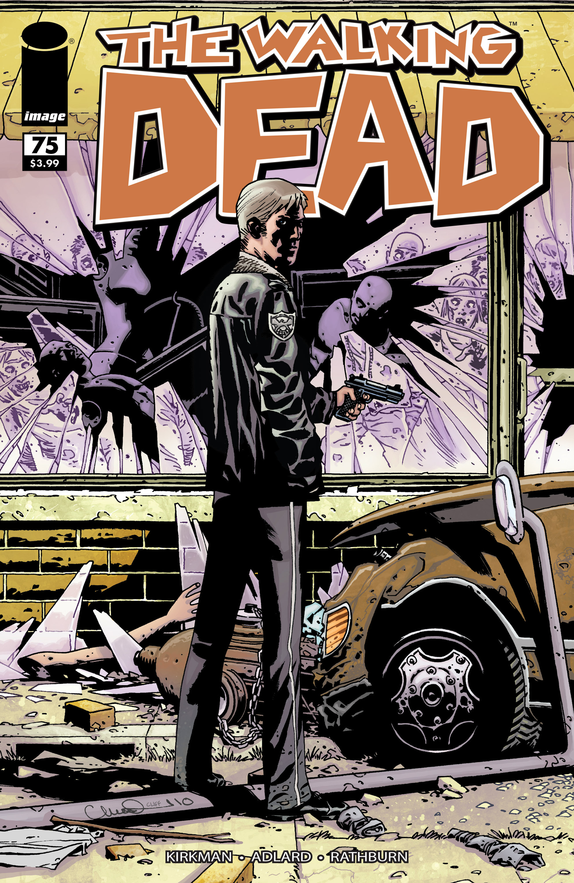 The Walking Dead 75 Page 1