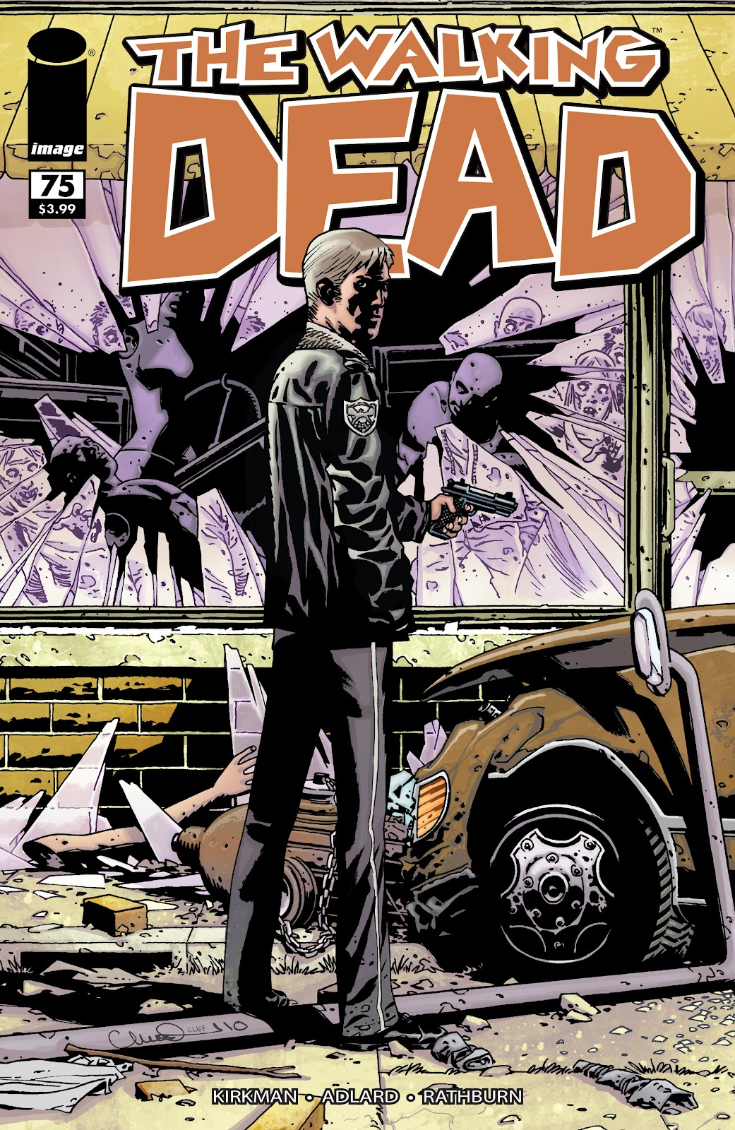 The Walking Dead issue 75 - Page 1