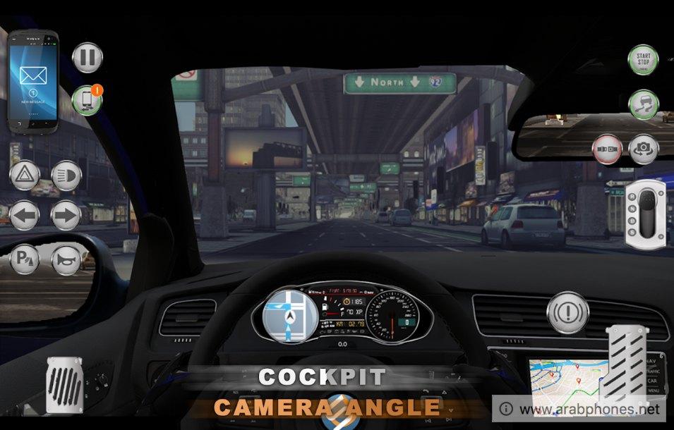 تحميل لعبة Amazing Taxi Sim 2020 Pro مهكرة كاملة للاندرويد