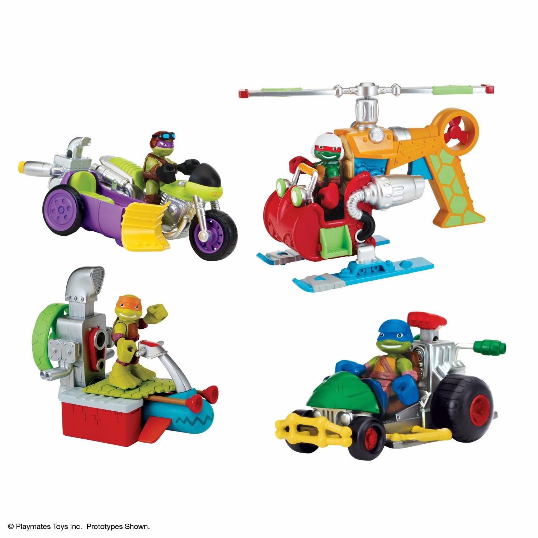 NickALive!: Nickelodeon And Playmates Toys Debut 2014 ...Ninja Turtles Toys Nick