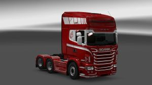 Red King for Scania RJL