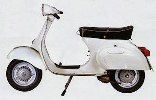 Vespa125cc Primavera VMA2T