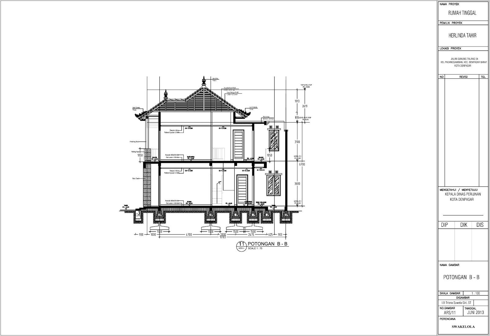 Image Result For Denah Bangunan