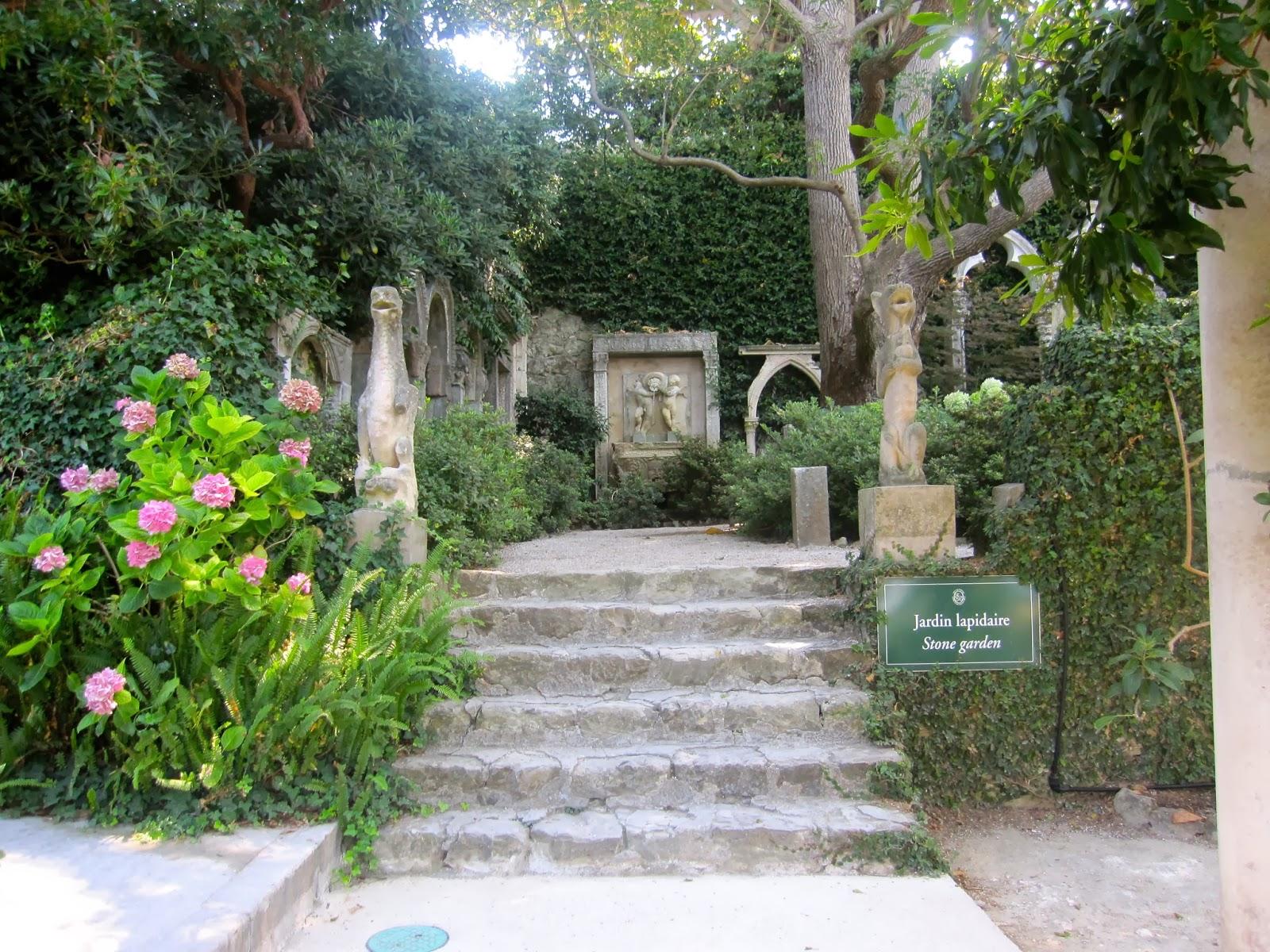 Destination Fiction Gardens Of The Villa Ephrussi De