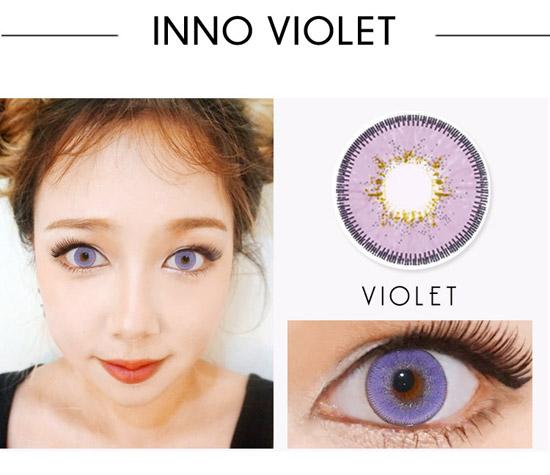 Innovision /Inno Color 3-Tone Luxury (Big) violet