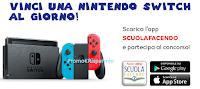 Logo ''Scuola Facendo 2'' Auchan e Simply: vinci gratis 77 Nintendo Switch e richiedi premi sicuri