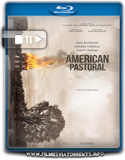 Pastoral Americana Torrent - BluRay Rip 720p e 1080p Dual Áudio
