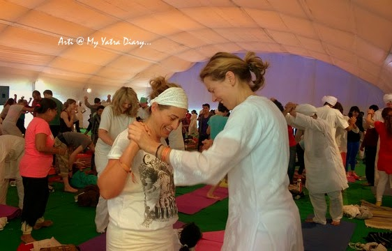 International Yoga Festival 2015 snapshots - Parmarth Niketan Ashram in Rishikesh